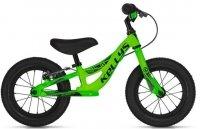 Detské odrážadlo Kellys Kite 12 race neon green brake